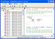 SECS Message Viewerのメイン画面です。リリース版では、この画面でリアルタイムにメッセージの詳細を確認することができます。